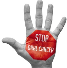 oral cancer and hand